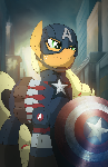 Captain America Applejack