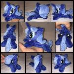 MLP 6 inch mini S1 Luna beanie .:Commission:.