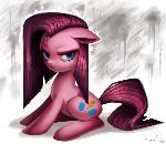 Pinkamena - not in the mood