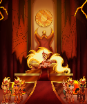 The Sun's Throne