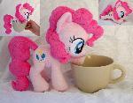 Pinkie Pie beanie plush