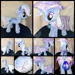 MLP 13in Trixie w/ Hat+Cloak Plush ::Commission::
