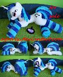 Life size Dj Pon-3/ Vinyl Scratch for sale