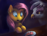 Fluttershy, Gilda - You do what?