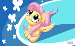 Fluttershy Up