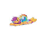 ScootaDash sticker 2