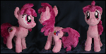 Berry Punch Custom Plush