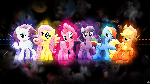 FiM wallpaper - Harmony Revitalized REDUX