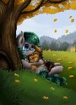 Comm: Under The Tree