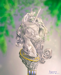 Princess Cadence Crystal Statue