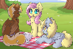 Commission - Ginger Ale Teaparty