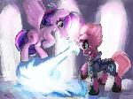 Tempest Shadow vs Twilight Sparkle