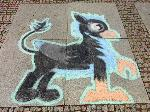 Chalk Black Gryph0n - GalaCon 2017