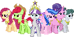 MLP Alternate Universe: Mothers of Harmony