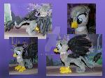 NEW Griffin Gabby plush My Little Pony