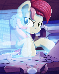 MLP   Space Roseluck