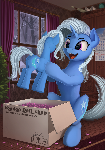 Great gift for Great Trixie=3