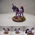 Table-Top Mini: Twilight Sparkle
