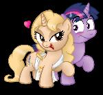 Commission: Pony Tara likes Dusky
