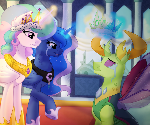 The Coronation of Thorax