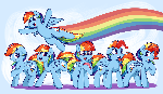 The Rainbow Dash Show