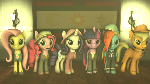 Ministry Mares