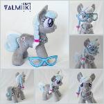Plushie Silver Spoon 12 inches