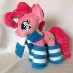My Little Plushie Pinkie Pie