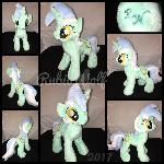 BronyCon '17 - MLP 10 inch Lyra Heartstrings Plush