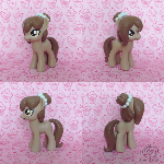 Brownie Bun (The Horse Wife) Custom