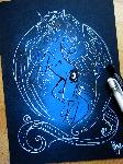 Metallic Artworks - Luna