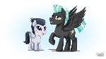 Thunderlane and Rumble