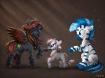 Zebra?)