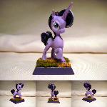 Table-Top Mini: Starlight Glimmer