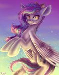 MLP - Fluffy Angel /AT