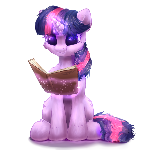 Little Twilight Sparkle!