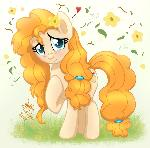 MLP FIM - Applejack's Mom Pear Butter