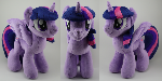 Twlilight Sparkle Plush
