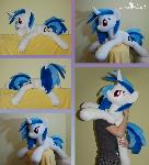 Vinyl Scratch BIG beanie