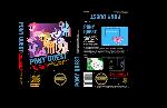 Pony Quest NES Box Art (Classic Black Box Version)