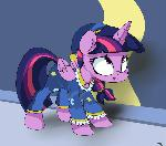 Twilight onesie
