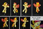 Sunset Shimmer Sculpture