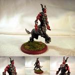 Table-Top Miniature: Lord Tirek