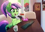 RoseTreefriend - [Commission]