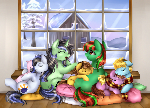 Comm: Warm Family