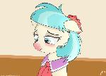 Coco pone is sick S6E09
