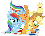 Be a Good Sport Applejack...'