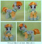 Windy Whistles Plushie - RD's Mom (for sale)