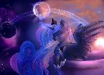 Moon lullaby