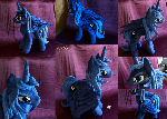 princess luna plush 90cm